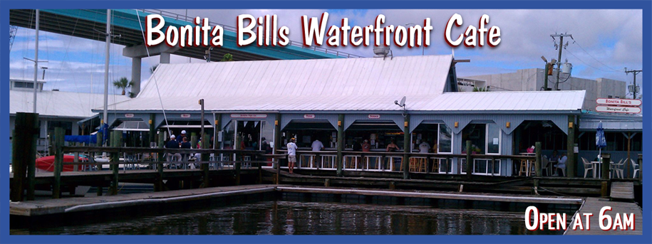 Bonita Bills Waterfront Cafe